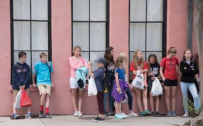 Class Trip to Charleston