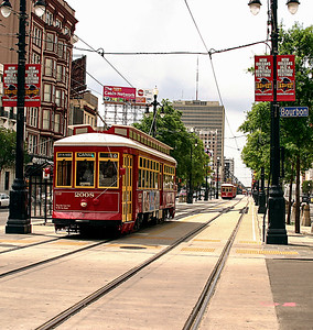 New Orleans Trolly