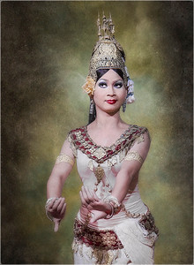 Bridal Dance Cambodia by  Anastasia Tompkins