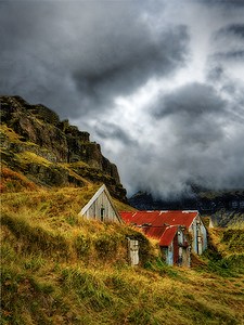 Iceland Farm by Gary Emord  2017-2018 CCC Image of the Year