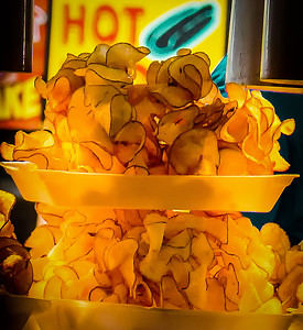 Hot Fries by Paul Motise