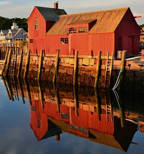 Morning Reflection by Kevin Keating