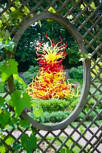 Chihuly  Biltmore by Robert Smyre