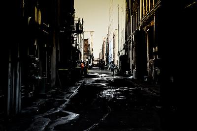 Savannah Alley by John Pierce