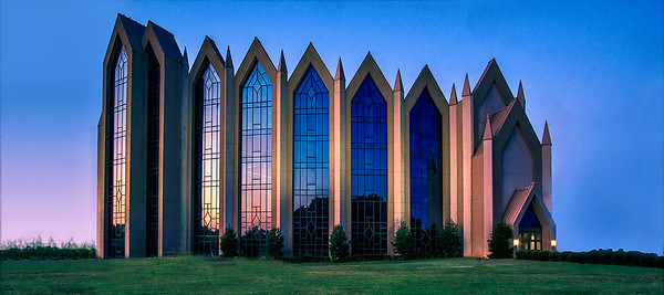 Calvary Church-Irving Freedman