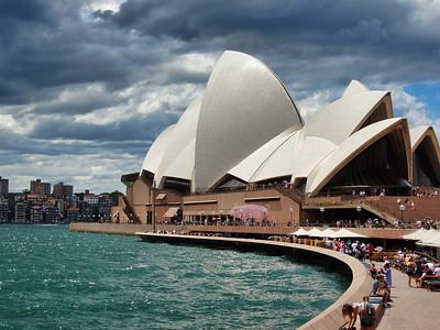 Sidney Opera House-Eric Notheisen.