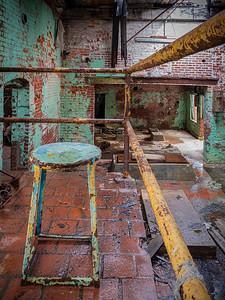 Mill Remnants - Linda Harris