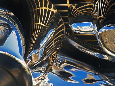 9-Chrome Reflections