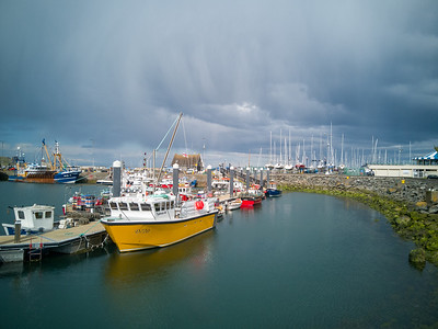 Mobile Shot 1 by Kathy Dranse: Howth Harbour
