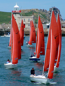 Photo 1 by Sam K: Red Sails