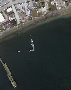 Google Maps - Aerial: 2010 (Copyright: Google, Inc.)