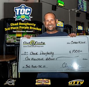 TOC10 Purple Bracket - 3rd Place - Chad Dougherty