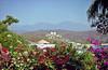 Camino Real Zaashila in the distance