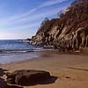 Unused beach