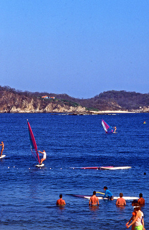 Club Med Huatulco January 1990