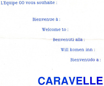 Club Med La Caravelle January 1997