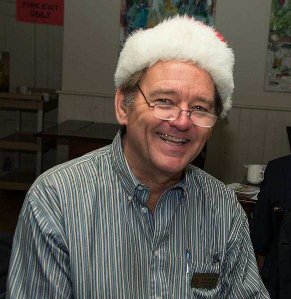 President Brian Spencer