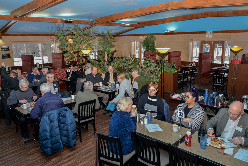 Rotary Toronto West holding its March 3 weekly meeting, this week at the Grenadier Restaurant in High Park.