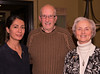 Salomeh and Linda  with John Stevenson