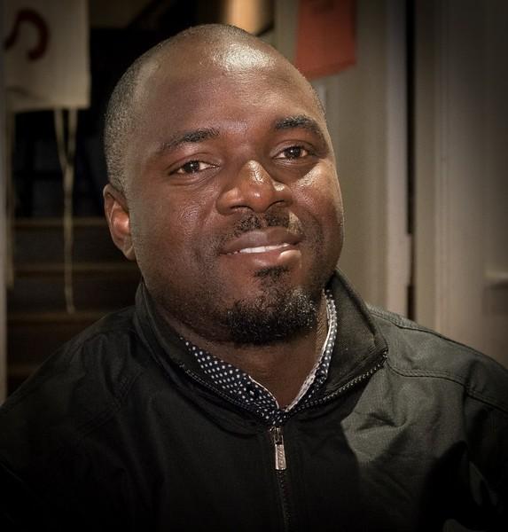 Iyobasa - Studying Forensic Accounting at Seneca - hails from Nigeria - welcome!