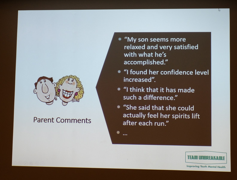 Many parents have noticed significant improvements after their kids had finished the program