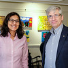 Saira (teacher at Etobicoke Collegiate Institute) and Hugh shared some thoughts about the program,