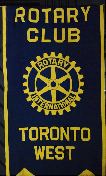 Our website is www.RotaryTorontoWest.ca