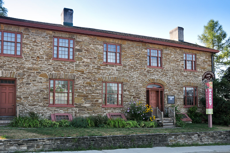 The historic Montgomery's Inn is an 1840s-era inn operated as a museum by Toronto Cultural Services, and supports many local community programs. Our Rotary Toronto West Club meets here most Thursdays.  The Inn is located at 4709 Dundas St W (at Islington Ave) in Etobicoke, Ontario.  416-394-8113