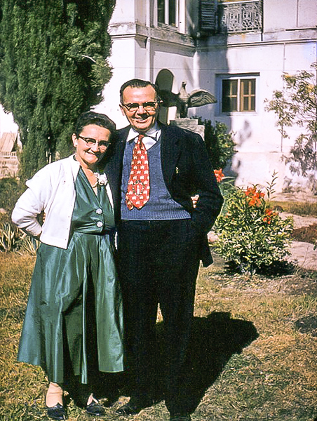 Drs Edgar and Elizabeth Miller. I worked closely with Dr. Edgar as a medical transcriptionist.