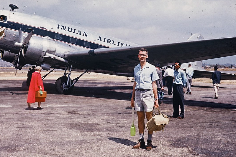 In Mid March of 1961 I flew to Patna, India to begin the train trip westward to Tanakpur.