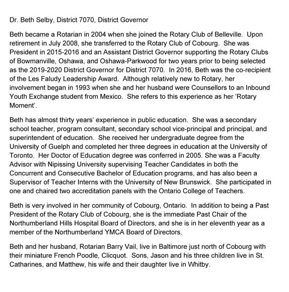 Beth Selby, DG Bio (1)1