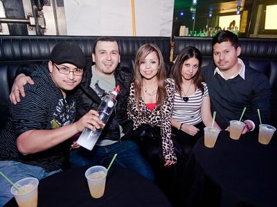 Eighteen22 Ultra Lounge: Saturday, March 2, 2013