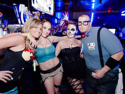 Halloween Bash: Glow Arcade Edition--10.26.2013