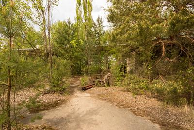 Pripyat River Terminus