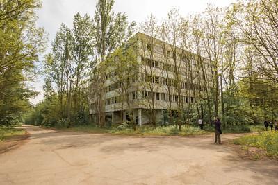 Pripyat walk