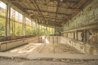 Pripyat  Sports Stadium