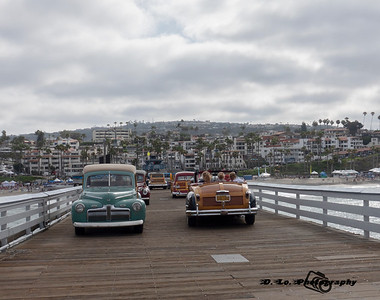 Woodies on the Pier - 7/21/2018