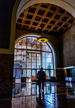 LA Civic Center Train Trip 10-26-2013