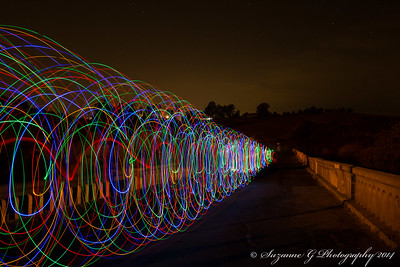 Light Painting Outing - March 2014