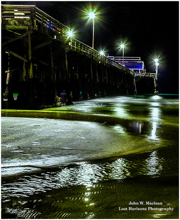 Newport Pier Outing - August 2014