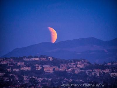 Blood Super Moon - 9/27/2015