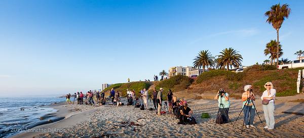 Long Exposure Sunset Workshop - 6/30/2015