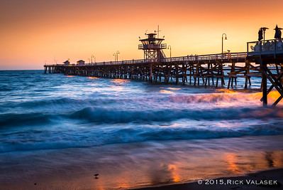San Clemente Pier Outing
