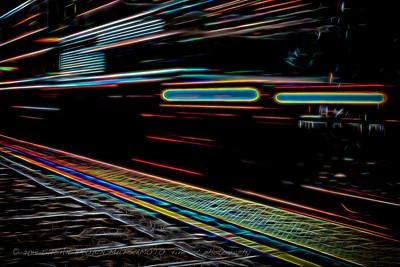 Neon Train RES1