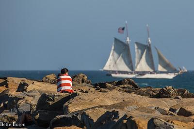 Tall Ships at Dana Point - 9/9/16