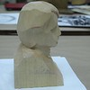 European bust model for Milt another view