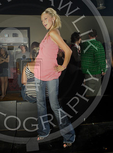 Club Pop Noir at Static Lounge downtown San Diego. Designs by Grammatique and Galliana & Charolet.