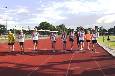 Club 10000 metre track races 2017