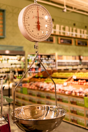 Whole Foods Scale