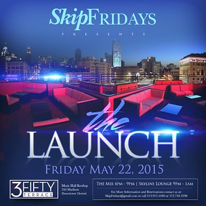 3Fifty Terrace 6-26-15 Friday